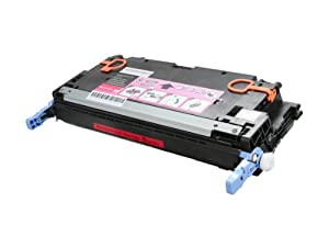 Rosewill RTCA-Q6473A Magenta Toner Compatible with HP Color LaserJet 3600, 3600dn, 3600n