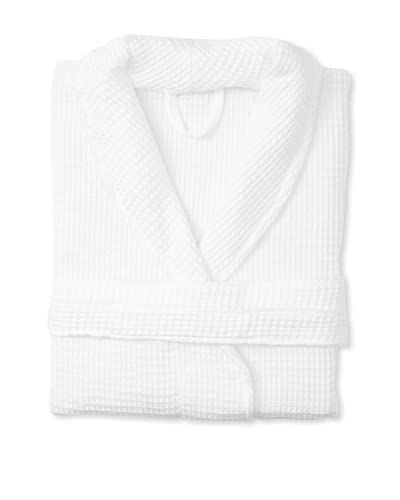 Espalma Famous International Waffle Shawl-Collar Executive Robe