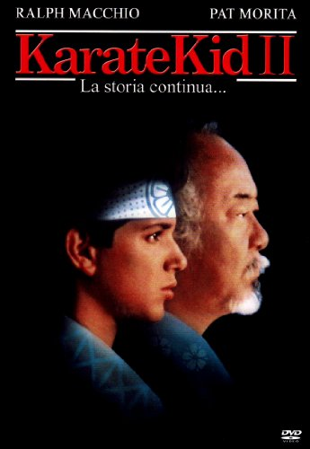Karate Kid II - La storia continua... [IT Import]