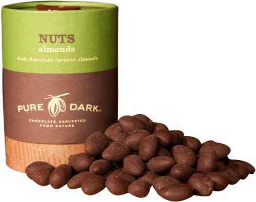 PURE DARK Chocolate Covered Cherries, 4.9-Ounce