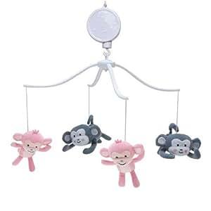 Bedtime Originals Musical Mobile, Pinkie