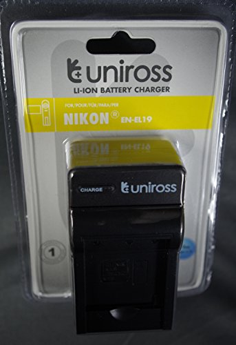Uniross-Battery-Charger-(For-Nikon-ENEL19)