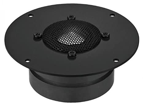 Monacor DT-350NF Tweeter Hi-Fi à dôme