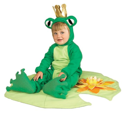 Frog Prince Baby Costume - Infant