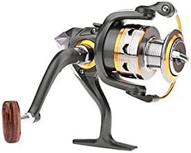 11BB Ball Bearings LeftRight Interchangeable Collapsible Handle Fishing Spinning Reel DK4000 521