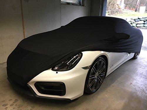 Super-Soft-indoor-Car-Cover-Auto-Schutz-Hlle-fr-Porsche-911-991-997-Carrera-996-4s-GTS-Turbo-Abdeckung-Stoff-schwarz