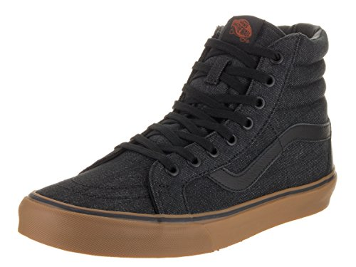 vans-unisex-sk8-hi-reissue-denim-cl-black-gum-skate-shoe-10-men-us-115-women-us