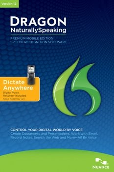 Dragon Naturallyspeaking Premium Mobile V12