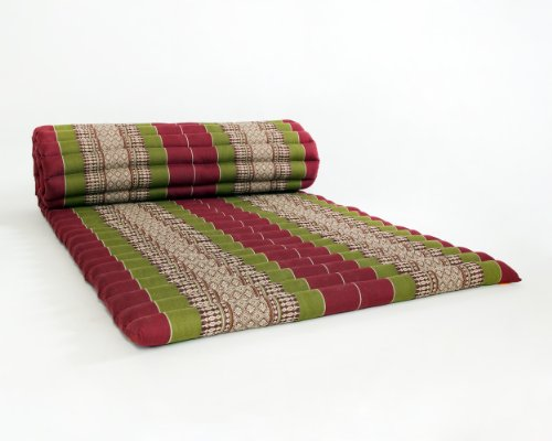Roll Up Thai Mattress Yoga Mat Massage Mat -
