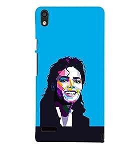 printtech Michael Jackson Back Case Cover for Huawei Google Nexus 6P