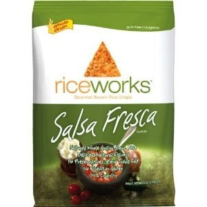 Riceworks Salsa Fresca, 2-Ounce Bags (Pack of 6)