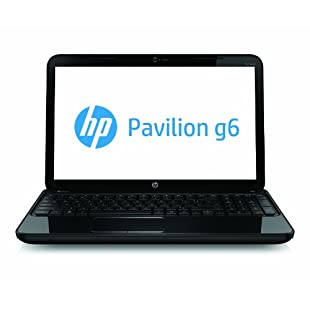 HP Pavilion g6-2210us 15.6 Laptop (Black)