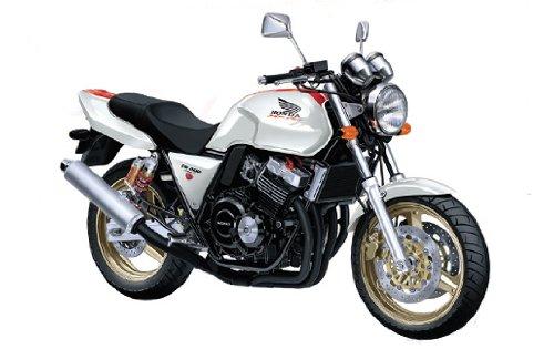 1/12 ネイキッドバイク No.08 Honda CB400SF バージョンS 50thアニバーサリー スペシャルカラー
