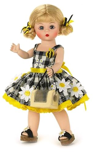 Buy Madame Alexander 8 Inch Americana Collection Doll – Daisies And Bees