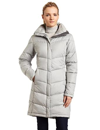 Columbia Womens Melange Maven Mid Length Down Jacket