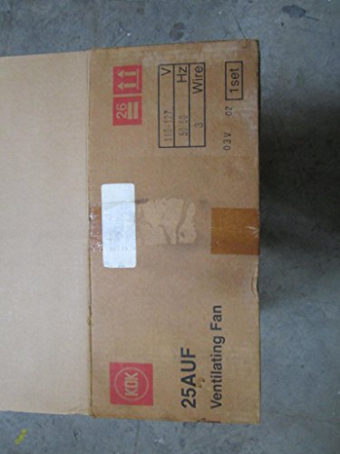 KDK VENTILATING FAN 25AUFNEW IN BOX (Kdk Fan compare prices)