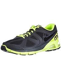 Nike Air Max Run Lite 4 Black/Volt Mens Running Shoes