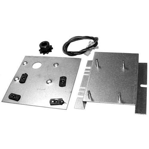 Lincoln Oven Motor Plate Conversion Kit 370283 front-587976