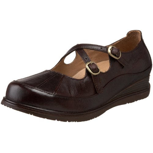 Dansko Women's Portia Slip-On Loafer,Chocolate,38 EU / 8 B(M) US