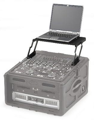 "SKB 17"" x 12"" Audio Video Shelf Attachment for Laptops Projectors Etc. Fits SKB Racks 1SKB-R102, 1SKB-R104, 1SKB-R106 and 1SKB19-R1208 by SKB"