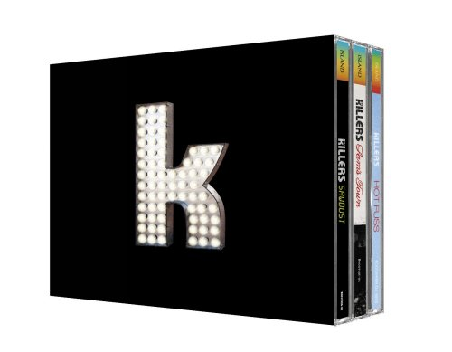 The Killers - The Killers 3-Pack - Zortam Music