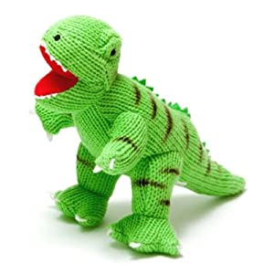 Best Years Knitted T Rex