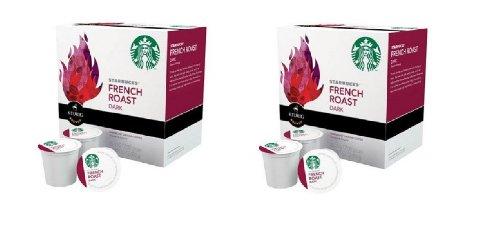 Keurig K-Cup Packs 16 Count Boxes - 2 Pack (Starbucks French Roast Dark) (Keurig Vue Cup Donut Shop compare prices)