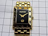 限定レア美品ピンズ◆グッチ腕時計の形ピンバッジフランス