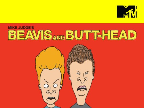 Check Out Beavis Butt HeadProducts On Amazon!