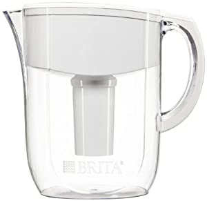 Brita 35509 Everyday Water Filter Pitcher for Water Filtration Pitcher