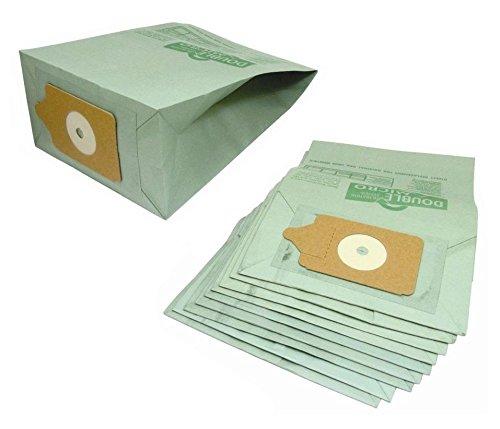 Guilty Gadgets ® Sacchetti di carta di ricambio per aspirapolvere Numatic Henry e Hoover, doppio strato (confezione da 20)