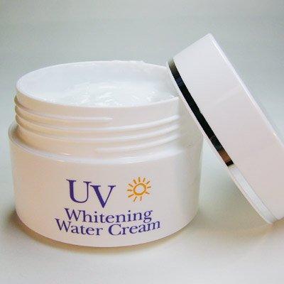 炭黒泉 UVホワイトニングウォータークリーム 80g×1個
