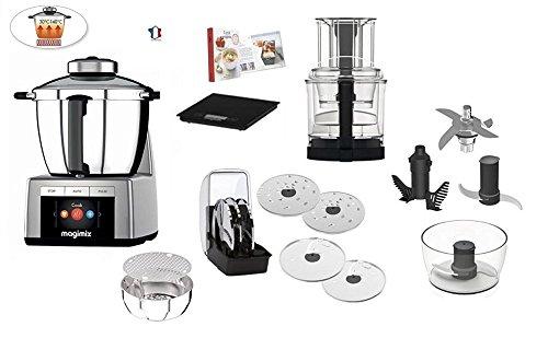 magimix robot cuisine cook expert de cuisson multifonction chrome satin meilleures ventes. Black Bedroom Furniture Sets. Home Design Ideas