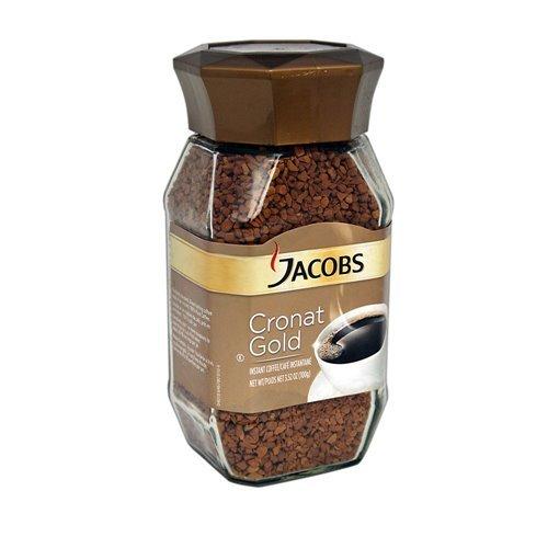 Jacobs Cronat Gold Instant 100Gr Coffe