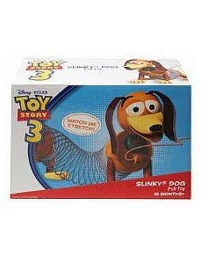 Toy Story 3 Slinky Dog Pull Toy