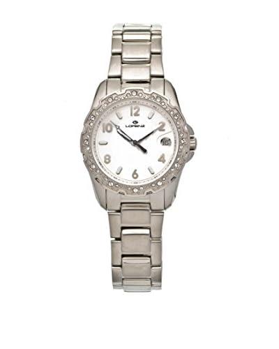 Lorenz Reloj de cuarzo 026735AA Acero 34 mm