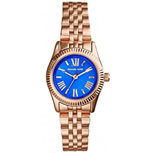 Michael Kors Damen-Armbanduhr XS Analog Quarz Edelstahl MK3272