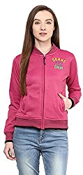 OKANE Women's Long Sleeve Sweatshirt (51759, Pink, XL)