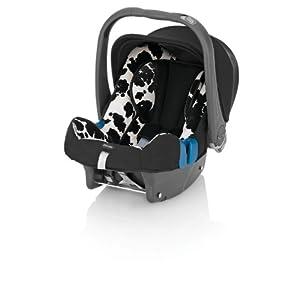 Römer 2000002731 - Babyschale Baby- Safe Plus II Highline, Cowmooflage