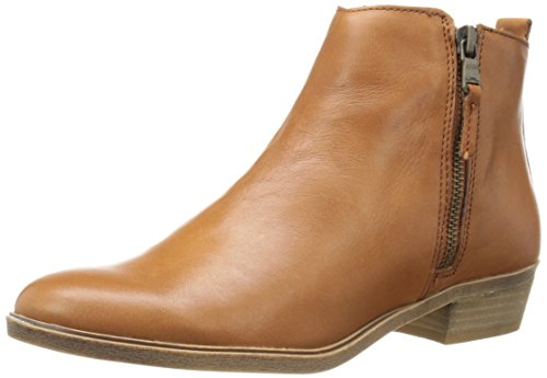 Lauren Ralph Lauren Women'S Shira Boot, Polo Tan Burnished Leather, 5.5 B Us