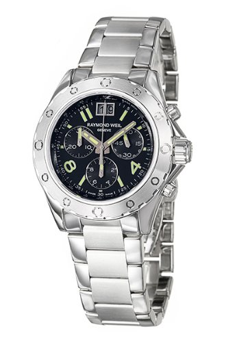 Raymond Weil Sport Men's Chronograph Watch 8550-ST-05207Raymond Weil Sport Quartz Gents Watch 8400-SR1-20003