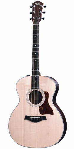 Taylor Guitars 200 Series 214-E-G Grand Auditorium Acoustic-Electric Guitar – Natural
