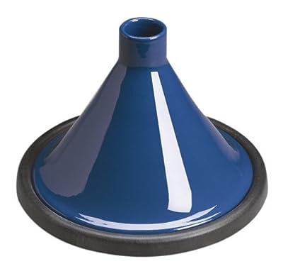 Le Creuset L7473-0030 Moroccan Tagine (Cobalt Blue) by Le Creuset by Le Creuset