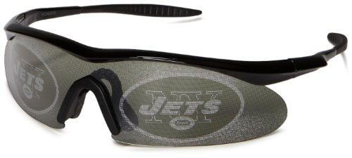NFL New York Jets ANSI Rated UV Protection Camovision Sunglasses