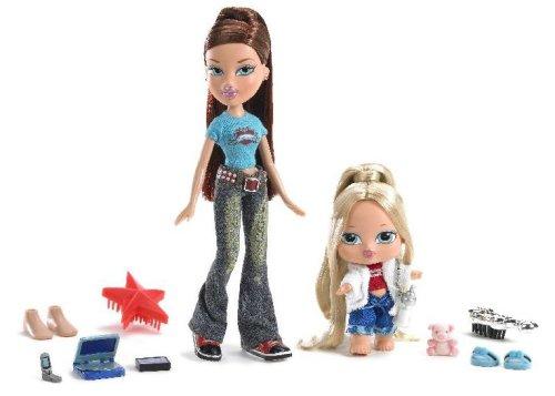 Bratz Babyz Sitter - Lana & Alicia - Buy Bratz Babyz Sitter - Lana & Alicia - Purchase Bratz Babyz Sitter - Lana & Alicia (MGA, Toys & Games,Categories,Dolls,Fashion Dolls)