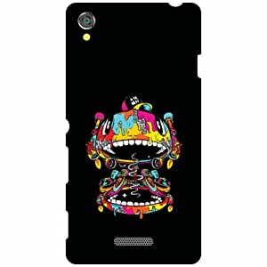 Printland Phone Cover For Sony Xperia T3 D5102