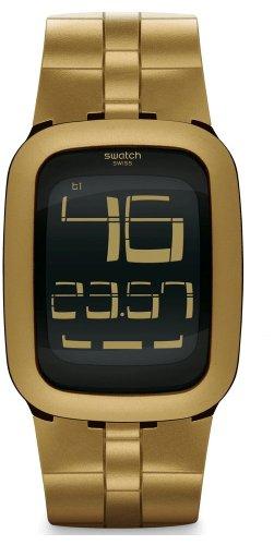 Swatch Ladies' Touch Alarm Watch Surc101
