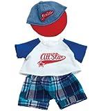 Manhattan Toy Baby Stella Ball Park Fun Baseball Baby Doll Clothing