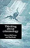 img - for Thinking About Criminology book / textbook / text book