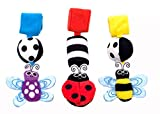 Sassy Go Go Bugs, Styles May Vary (Discontinued by Manufacturer)